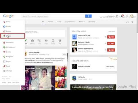 Google+ - How To Delete A Photo Permanently From The Trash