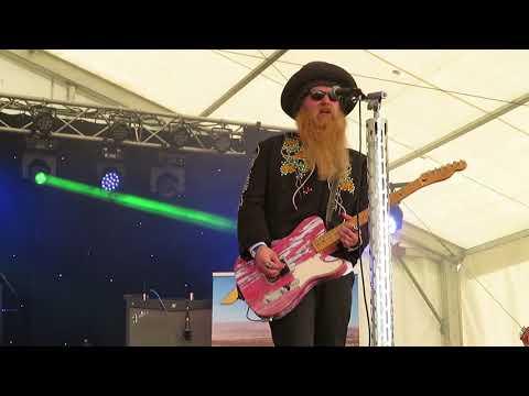 FUZZTOP - TV DINNERS / LIVE FESTIVERBANT FESTIVAL (GENEVE - 2017)