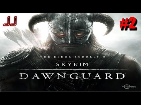 Skyrim Walkthrough | Dawnguard #2 Becoming a Vampire Lord