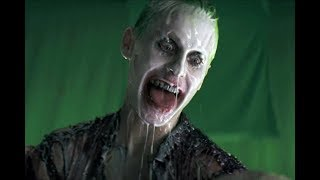 Gag Reel 'Suicide Squad' Behind The Scenes