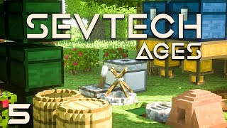 SevTech: Ages EP4 Horsepower Mod Automation - Getplaypk | Th