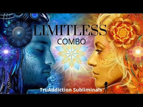 BECOME LIMITLESS COMBO(Part 5 of 5)~TruAddictionSubliminals💋