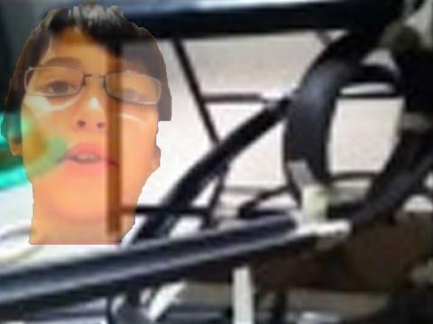 DIY School Pipe Insulation Roller Coaster