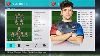 The best Juventus Formation   PES2018 Tutorial