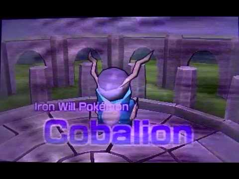 Pokémon Rumble Blast - Part 26 - Area2-4The Waterside Battle Field and Cobalion