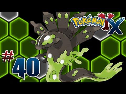 Let's Play Pokemon: X - Part 40 - ZYGARDE