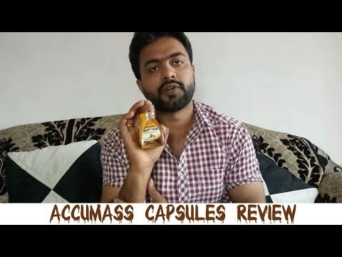 Best Capsules for Weight Gain Ayurvedic | ACCUMASS Capsules Review in Hindi, Side Effects & Benefits