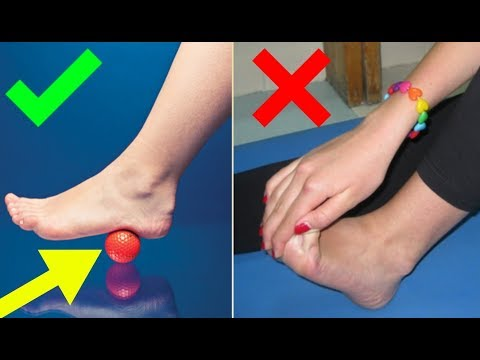 Planters Fasciitis Complete Treatment To Cure it Naturally | Fix it Forever
