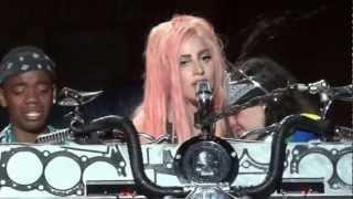 The Born This Way Ball Tour - Live In Rio De Janeiro