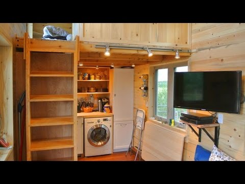 The Rusted Mountain Roost by Rocky Mountain Tiny Houses