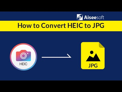 HEIC to JPG Converter - How to convert HEIC to JPG on Windows