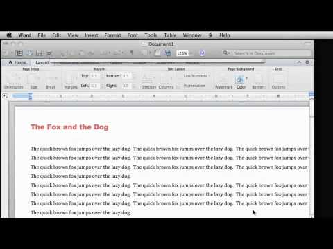 Lesson 8 - Save a Word document in a new folder