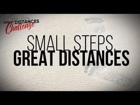 TGIM   SMALL STEPS, GREAT DISTANCES