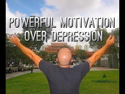 INSPIRATIONAL SPEECH TO OVERCOME DEPRESSION