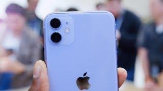 iPhone 11 Impressions: A Familiar Sequel!