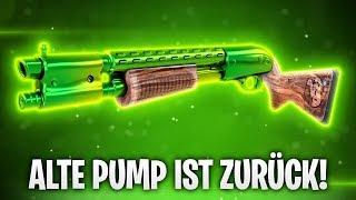 Alte Pump Ist ZurÜck! 🔥   Fortnite: Battle Royale