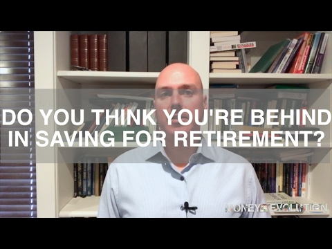 Do You Think Your Behind In Saving For Retirement?