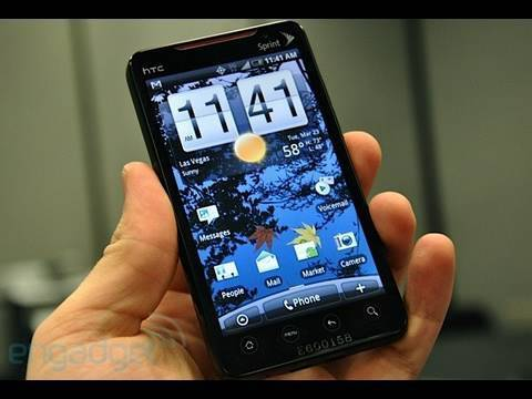 HTC EVO 4G or iPhone 5 / 4s Sprint - Comment below