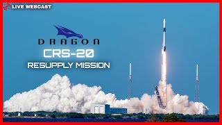 SpaceX CRS-20 Cargo Dragon Launch - LIVE