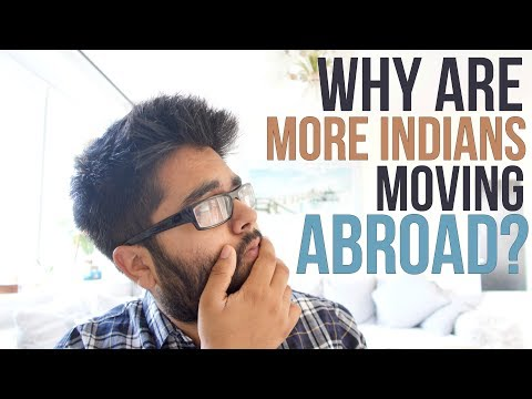 THESE 3 REASONS are FORCING INDIANS to move Abroad (Hindi)