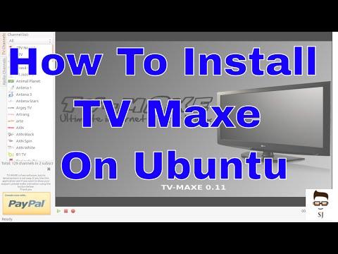DTH Dish TV for Ubuntu.