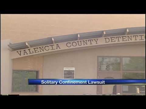 Jail isolation case ends in settlement