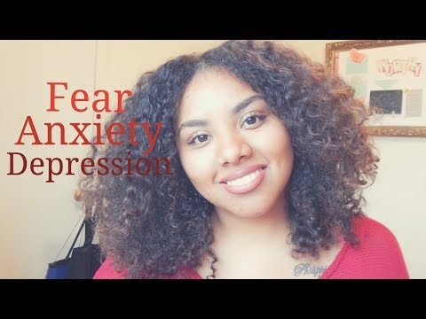 3 Tips to Beat Fear, Anxiety, & Depression