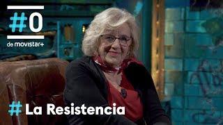 LA RESISTENCIA - Entrevista a Manuela Carmena | Parte 2 | #LaResistencia 22.01.2020