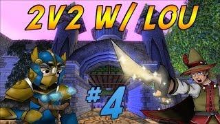 Wizard101: Crafting Deer Knight