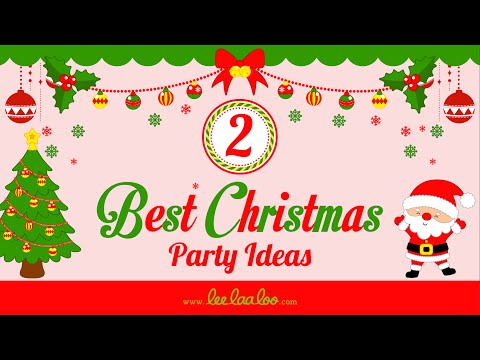 2 Best Christmas Party Ideas