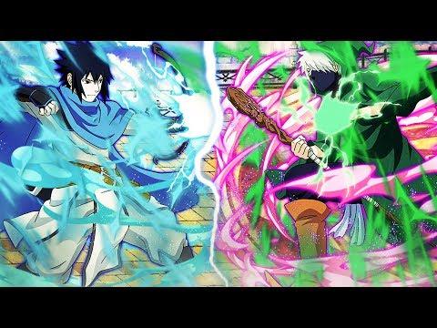 ** SHINEY LUCK OR SHINEY SHAFT * | ** Naruto Ultimate Ninja Blazing *