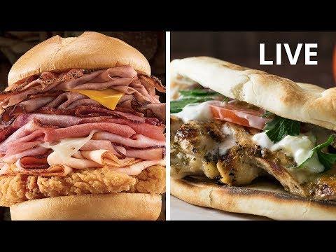 Episode #3 - Monday's Live Studio Barbecue Recipe Recordings