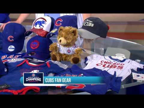 New Cubs Fan Gear