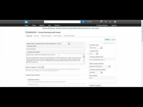 LinkedIn for professionals: How to create your company page in multiple languages