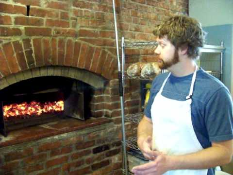 How the Tellico Grains Bakery Brick Oven Works