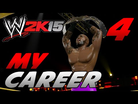 WWE 2k15 MyCareer Mode #4 -