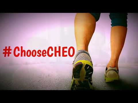 #ChooseCHEO and help CHEO kids!