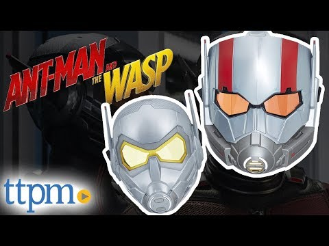 Ant-Man and the Wasp Basic Masks - Ant-man Helmets & Cosplay from Hasbro