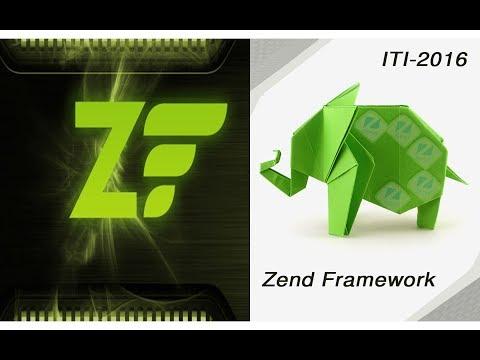 1- Zend Framework  P1 - ITI - | شرح  بالعربي