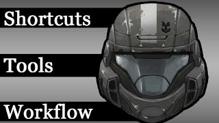 3DS Max - Shortcuts, Tools, and Workflow - Part 1 - PakVim