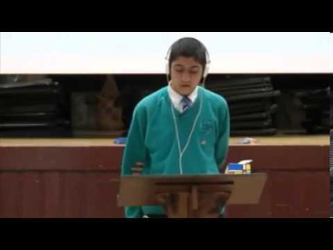 Teacher Helps Student Overcome Stutter