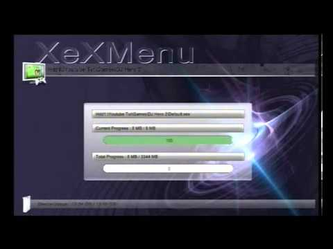 How To Install Games To Jtag Noob Freindly) Xex Menu-