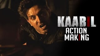 Kaabil Movie Action Sequences Making | Hrithik | Yami Gautham | TFPC