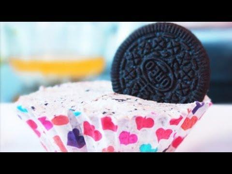 No Bake Oreo Cheesecake Cupcake - Kids Cheesecake Recipe