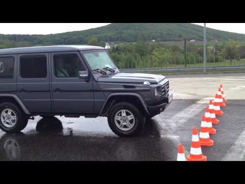 AASW Special Driver Training on armoured cars