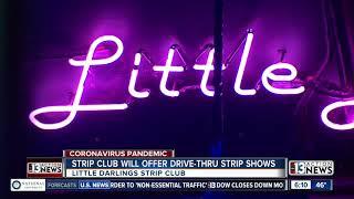 Strip club offering drive-thru strip shows