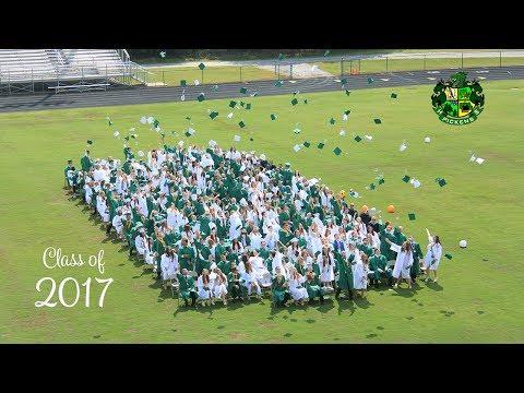 Pickens High School Graduation 2017