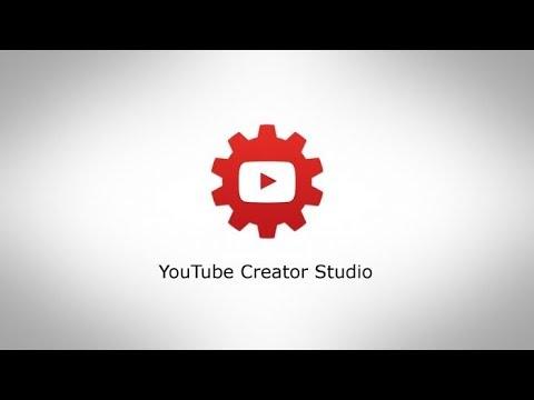 Enable Classic YouTube Creator Studio