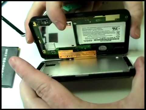 How To Replace Your Garmin Nuvi 1375 Battery