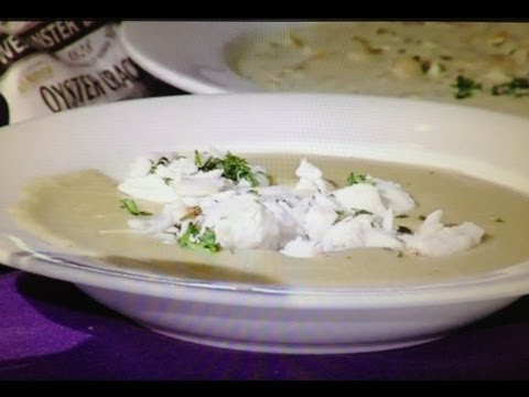 WEB EXTRA: Cream of Crab Soup Recipe